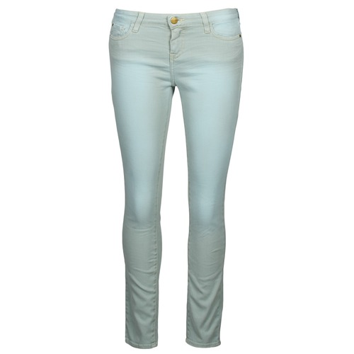Clothing Women slim jeans Acquaverde SCARLETT Blue