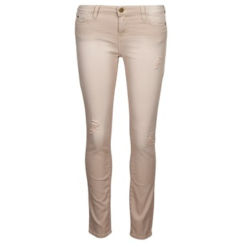 Clothing Women Cropped trousers Acquaverde SCARLETT Pink