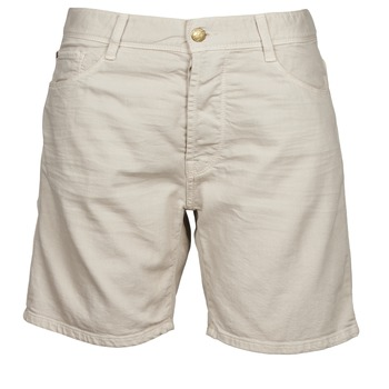 Clothing Women Shorts / Bermudas Acquaverde BOY SHORT Beige