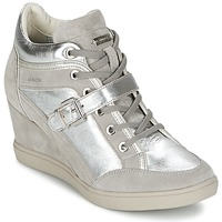 Hi top trainers Geox ELENI C
