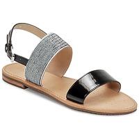 Shoes Women Sandals Geox SOZY A Black
