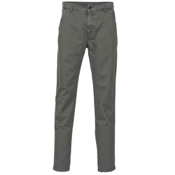 Clothing Men 5-pocket trousers Benetton GUATUIE Grey