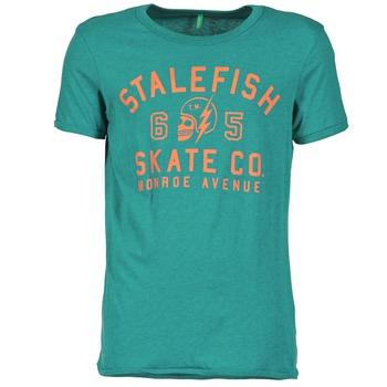short-sleeved t-shirts Benetton IXIDINE