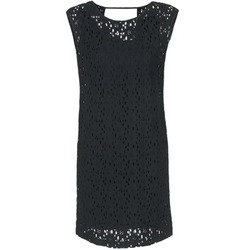 Clothing Women Short Dresses Benetton JAVIZA Black