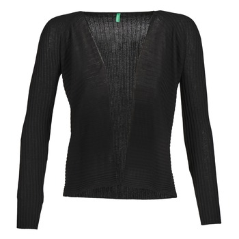 Clothing Women Tops / Blouses Benetton ABINUIE Black