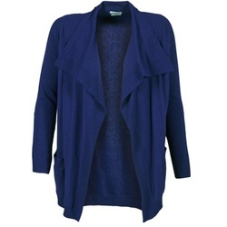 Clothing Women Jackets / Cardigans Benetton TEMIEL Marine
