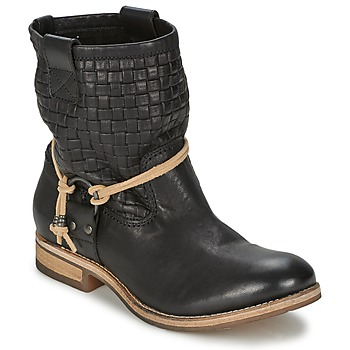 Shoes Women Mid boots Koah DANIA  BLACK