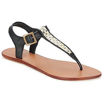 Shoes Women Sandals Koah MELL Nude / Silver
