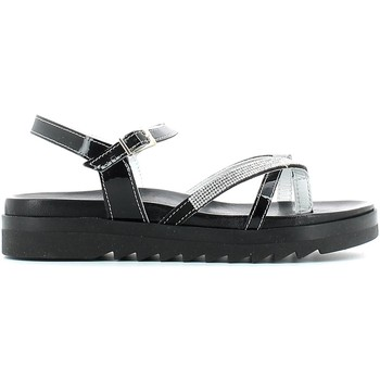 Shoes Women Flip flops Susimoda 2429 Sandals Women Black Black