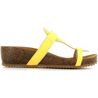 Shoes Women Sandals Veronica S. Veronica s. VT6020 Sandals Women Yellow Yellow