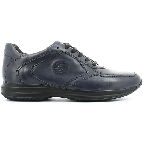 Shoes Men Low top trainers Stonefly 105920 Shoes with laces Man Navy Navy