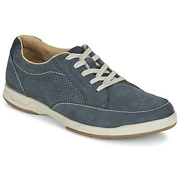 Shoes Men Low top trainers Clarks STAFFORD PARK5 NAVY