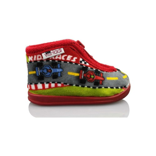 Shoes Boy Baby slippers Vulladi F1 RED