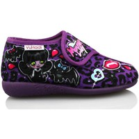 Shoes Girl Slippers Vulladi ALASKA PURPLE