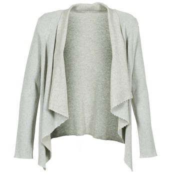 Clothing Women Jackets / Cardigans Majestic 4003 Grey