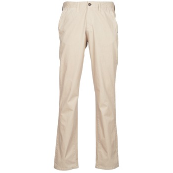 Clothing Men chinos TBS BEVFAN BEIGE