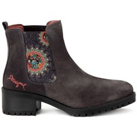 Shoes Women Mid boots Equitare DESIGUAL CHARLY 1 Multicolore