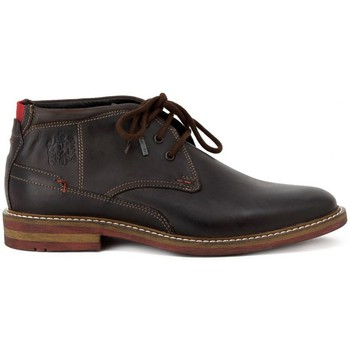 Shoes Men Mid boots Kammi FRETZ MEN ALBERT MOKKA Multicolore