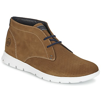 Shoes Men Mid boots Panama Jack DIMITRI Taupe