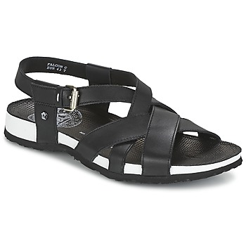 Shoes Men Sandals Panama Jack FALCON Black
