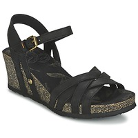 Shoes Women Sandals Panama Jack VERA Black