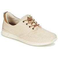 Shoes Women Low top trainers Reef ROVER LOW BEIGE