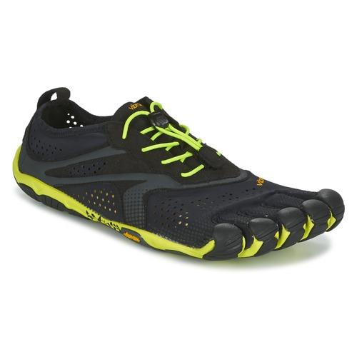 Shoes Men Running shoes Vibram Fivefingers BIKILA EVO 2 Black / Yellow