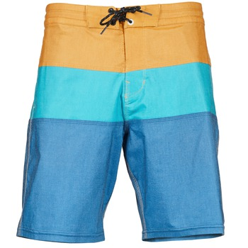 Clothing Men Trunks / Swim shorts Billabong TRIBONG LO TIDES Blue / Beige