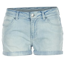 Clothing Women Shorts / Bermudas Billabong ELVIS 2 Blue / Clear