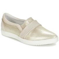Shoes Women Slip-ons Daniel Hechter ONDRAL Gold