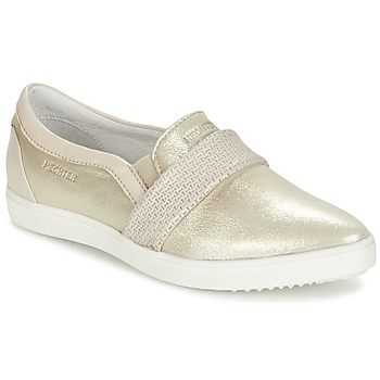 Shoes Women Slip ons Daniel Hechter ONDRAL Gold