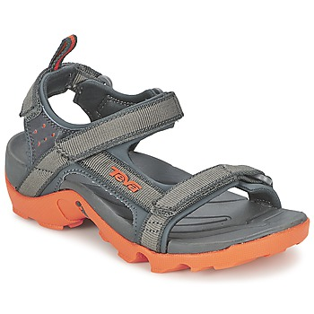 Shoes Boy Outdoor sandals Teva TANZA Grey