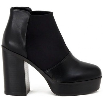 Shoes Women Ankle boots Police 883 ANNA BLACK     68,3