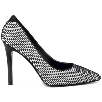 Shoes Women Heels Luciano Barachini TECNO BIANCO NERO     91,9