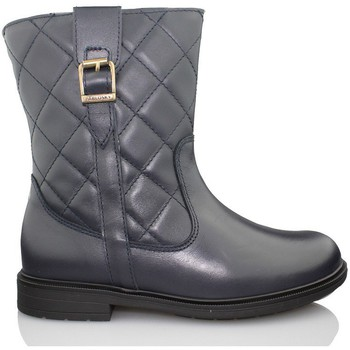 Shoes Girl Mid boots Pablosky GOLDEN BLUE