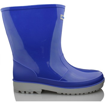 Shoes Wellington boots Pablosky PVC water  boot children BLUE