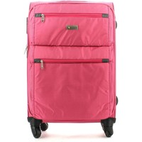 Bags Soft Suitcases Ciak Roncato 46.79.02 Medium trolley Luggage Pink Pink