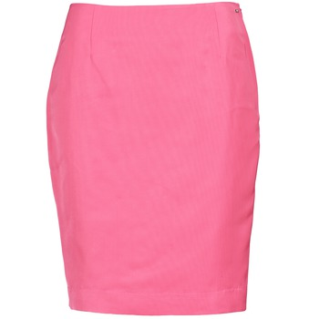 Clothing Women Skirts La City JUPE2D6 Pink