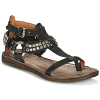 Shoes Women Sandals Airstep / A.S.98 RAME Black