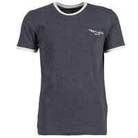 Clothing Men Short-sleeved t-shirts Teddy Smith THE-TEE Anthracite