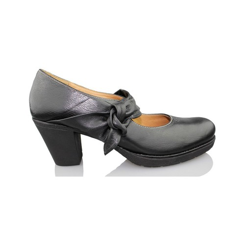 Shoes Women Heels Calzamedi ORTO BLACK