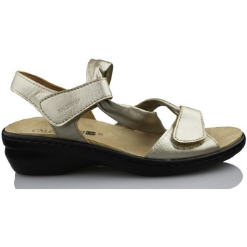 Shoes Women Sandals Calzamedi orthopedic sandal GOLDEN