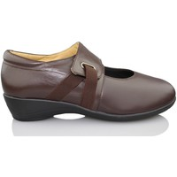 Shoes Women Flat shoes Calzamedi orthopedic shoe woman BROWN
