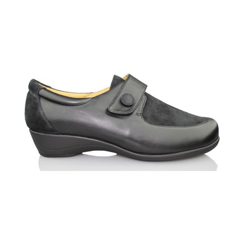Shoes Women Brogues Calzamedi elastic blade shoe woman BLACK