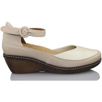 Shoes Women Heels Calzamedi TANGON BEIGE
