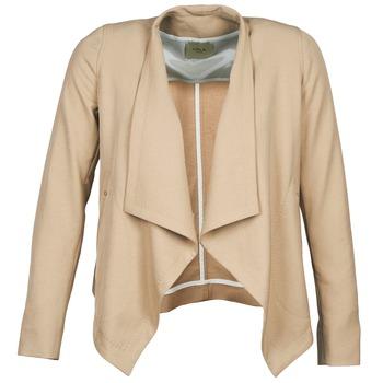 Clothing Women Jackets / Blazers Lola VESTIGE BEIGE