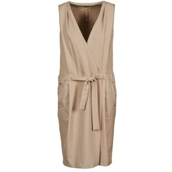 Clothing Women Short Dresses Lola ROOT BEIGE