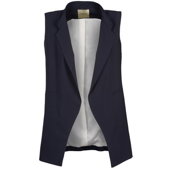 Clothing Women Jackets / Blazers Lola VONIG Marine