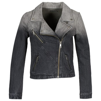 Clothing Women Denim jackets Volcom DENIMES Black