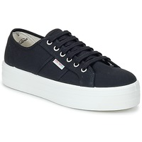 Shoes Women Low top trainers Victoria 9200 Black